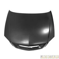 Capô dianteiro - alternativo - Centauro - Astra hatch/sedan 2003 até 2011 - para pintar - cada (unidade) - 57203