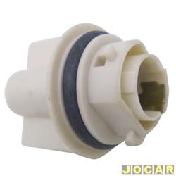 Soquete da lanterna dianteira - Vectra 1997 até 1999 - cada (unidade)