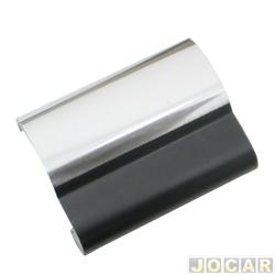 Mata-junta do friso da janela - alternativo - Corcel 1978 até 1986 - calha teto - cada (unidade)