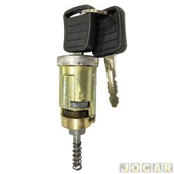 Cilindro da chave do contato - Del Rey 1981 até 1991 - cada (unidade)