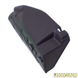 Suporte tampão do porta-malas - alternativo - Escort -1987 até 1992 - preto - lado do passageiro - cada (unidade)