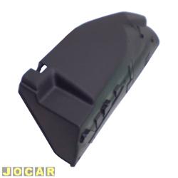 Suporte tampão do porta-malas - alternativo - Escort -1987 até 1992 - preto - lado do motorista - cada (unidade)