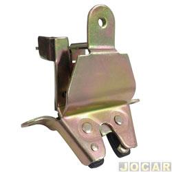 Fechadura da tampa do porta-malas - Escort XR3 - 1987 até 1992 - para sistema elétrica - cada (unidade)