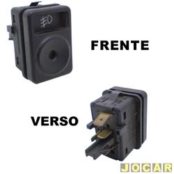 Interruptor do farol de milha - alternativo - Escort 1993 em diante - Versailles - cada (unidade)