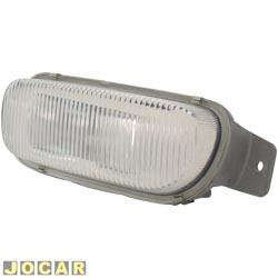 Farol de milha - Valeo/Cibié - Escort 1993 até 1996 - lado do motorista - cada (unidade) - 600.169