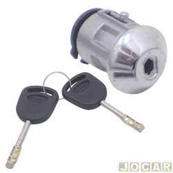 Cilindro da chave do contato - alternativo - Escort 1997 até 2003 - Fiesta 1996 até 2002 - cada (unidade)