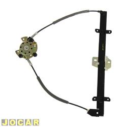 Máquina de vidro - Escort/Logus 1993 até 1996 - elétrica para motor Mabushi - lado do motorista - cada (unidade)
