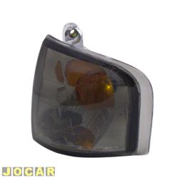 Lanterna dianteira tuning - alternativo - Inovox (RCD) - Escort 1987 até 1992 - linha Evolution - fumê - lado do motorista - cada (unidade) - 33844