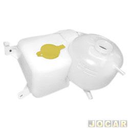 Reservatório de água do radiador - alternativo - Flório - Ranger 2001 até 2012 - 2.8/3.0 - 2 saídas - cada (unidade) - F576