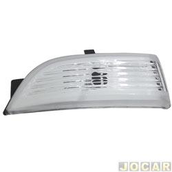 Lanterna do retrovisor externo - Fitam - Ranger 2012 até 2016 - lado do motorista - cada (unidade) - RCC20U1195