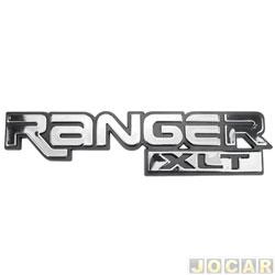 Letreiro - alternativo - Ranger 1994 até 2012 - Ranger XLT - cada (unidade)