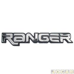 Letreiro - alternativo - Ranger 1994 até 2012 - Ranger - cada (unidade)