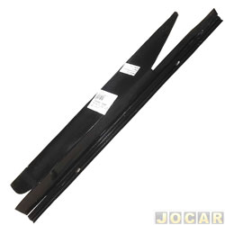 Remendo de porta - alternativo - F1000 1979 até 1992 - interno - inferior - lado do passageiro - cada (unidade)