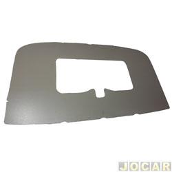 Forração do teto (tapeçaria) - alternativo - F1000 até 1992 - Com teto solar - cada (unidade)
