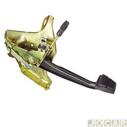 Alavanca freio de mão - alternativo - F1000/F4000 1979 até 1998  - (Pedal do freio de mão ) - cada (unidade)