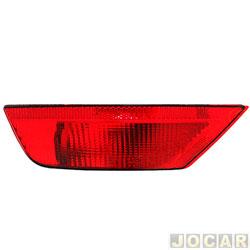Lanterna do para-choque - Fitam - Focus hatch 2008 até 2013 - com luz de neblina - traseiro - lado do motorista - cada (unidade) - 31081