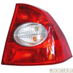 Lanterna traseira - Depo - Focus 2009 até 2013 sedan - lado do passageiro - cada (unidade) - 351657