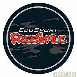 Capa de estepe - Comix Acessórios - EcoSport - 2003 em diante - FreeStyle - cada (unidade) - CC535