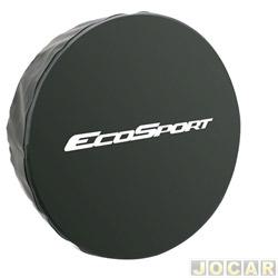 Capa de estepe - Comix Acessórios - EcoSport 2003 em diante - EcoSport basic - cada (unidade) - CC501B