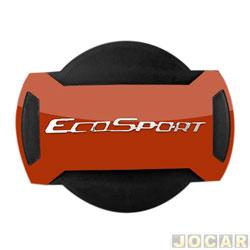Capa de estepe - Marçon - EcoSport 2013 em diante - Laranja Savana - parcial - cada (unidade) - PEC-032