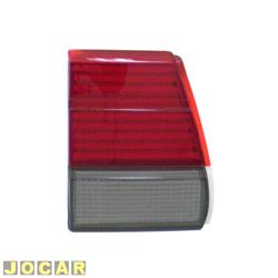 Extensão da lanterna traseira - Royale 1995 até 1996 - extensão - fumê - lado do motorista - cada (unidade)
