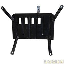 Protetor do cárter - Makity - Focus 2000 até 2008 - cada (unidade) - 6302