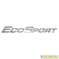 Letreiro - Original Ford - EcoSport - EcoSport  - cada (unidade) - 2N15/N42528/BB