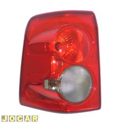 Lanterna traseira - Original Ford - EcoSport 2008 em diante - lado do motorista - cada (unidade) - N1513A603AB