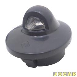 Lanterna da placa - alternativo - Courier 1997 em diante - Ranger 1994 até 1997 - cada (unidade)