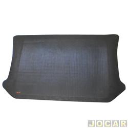 Tapete do porta-malas de borracha - Borcol - Fiesta hatch 2003 em diante - preto - cada (unidade) - 01316251