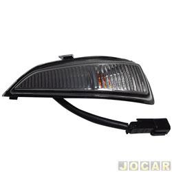 Lanterna do retrovisor externo - Metagal - Ka 2008 até 2013 - lado do motorista - cada (unidade) - 37522