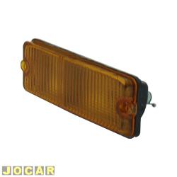 Lanterna dianteira - alternativo - Artmold - 147 - 1976 até 1980 - âmbar (amarela) - lado do motorista - cada (unidade) - 1209