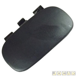 Botão do porta-luvas - alternativo - Palio 1996 até 2003 - sem chave  - cada (unidade)