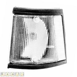 Lanterna dianteira - alternativo - JCV Lanternas - 147 - Spazio - branca - lado do motorista - cada (unidade) - 2523.42