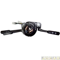 Chave de seta - Kostal - Uno/Elba 1993 até 2001 - com limpador dianteiro e traseiro - cada (unidade) - 1405200