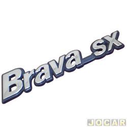 Letreiro - alternativo - Marçom - Brava - 1999 até 2003 - BRAVA SX - cada (unidade) - 0575A