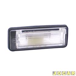 Lanterna da placa - Original Fiat - Tipo 1993 até 1997 - cada (unidade) - 46.427.619