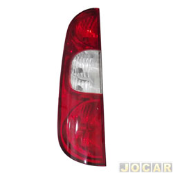 Lanterna traseira - Depo - Fiorino 2014 em diante - Doblo 2010 em diante - bicolor - lado do motorista - cada (unidade) - 403299