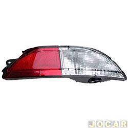 Lanterna do para-choque - Fitam - Punto 2007 até 2012 - traseiro - lado do passageiro - cada (unidade) - 35053-D