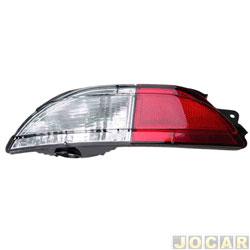 Lanterna do para-choque - Fitam - Punto 2007 até 2012 - traseiro - lado do motorista - cada (unidade) - 35053-E