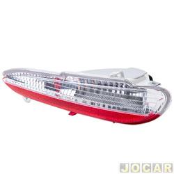 Lanterna do para-choque - Fitam - Punto 2012 em diante - traseiro - lado do passageiro - cada (unidade) - 35055-D