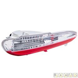 Lanterna do para-choque - Fitam - Punto 2012 em diante - traseiro - lado do motorista - cada (unidade) - 35055-E
