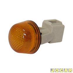 Lanterna do para-lama - alternativo - Tipo - âmbar (amarela) - cada (unidade)