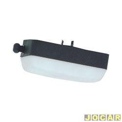 Lanterna de teto - alternativo - Uno 1984 até 2004 - simples - cada (unidade)