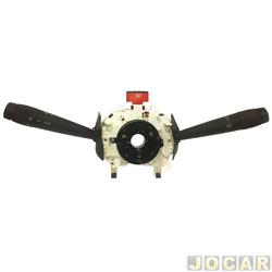 Chave de seta - Kostal - Uno 2002 at� 2008 - com limpador dianteiro - cada (unidade) - 014.500.65