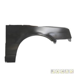 Para-lama dianteiro - alternativo - Centauro - Uno 2005 até 2010 - para pintar - lado do passageiro - cada (unidade) - 61406
