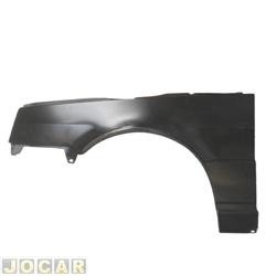 Para-lama dianteiro - alternativo - Centauro - Uno 2005 até 2010 - para pintar - lado do motorista - cada (unidade) - 61405