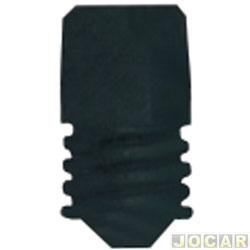Borracha rosca do batente - alternativo - Uno 2011 em diante - cada (unidade)