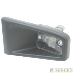 Lanterna da placa - alternativo - Strada 2005 em diante - lado do passageiro - cada (unidade)