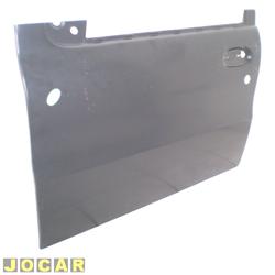 Folha de porta - alternativo - Palio - 1996 até 2003 - Siena - 1997 até 2004 - 4 portas - para pintar - lado do motorista - dianteiro - cada (unidade)